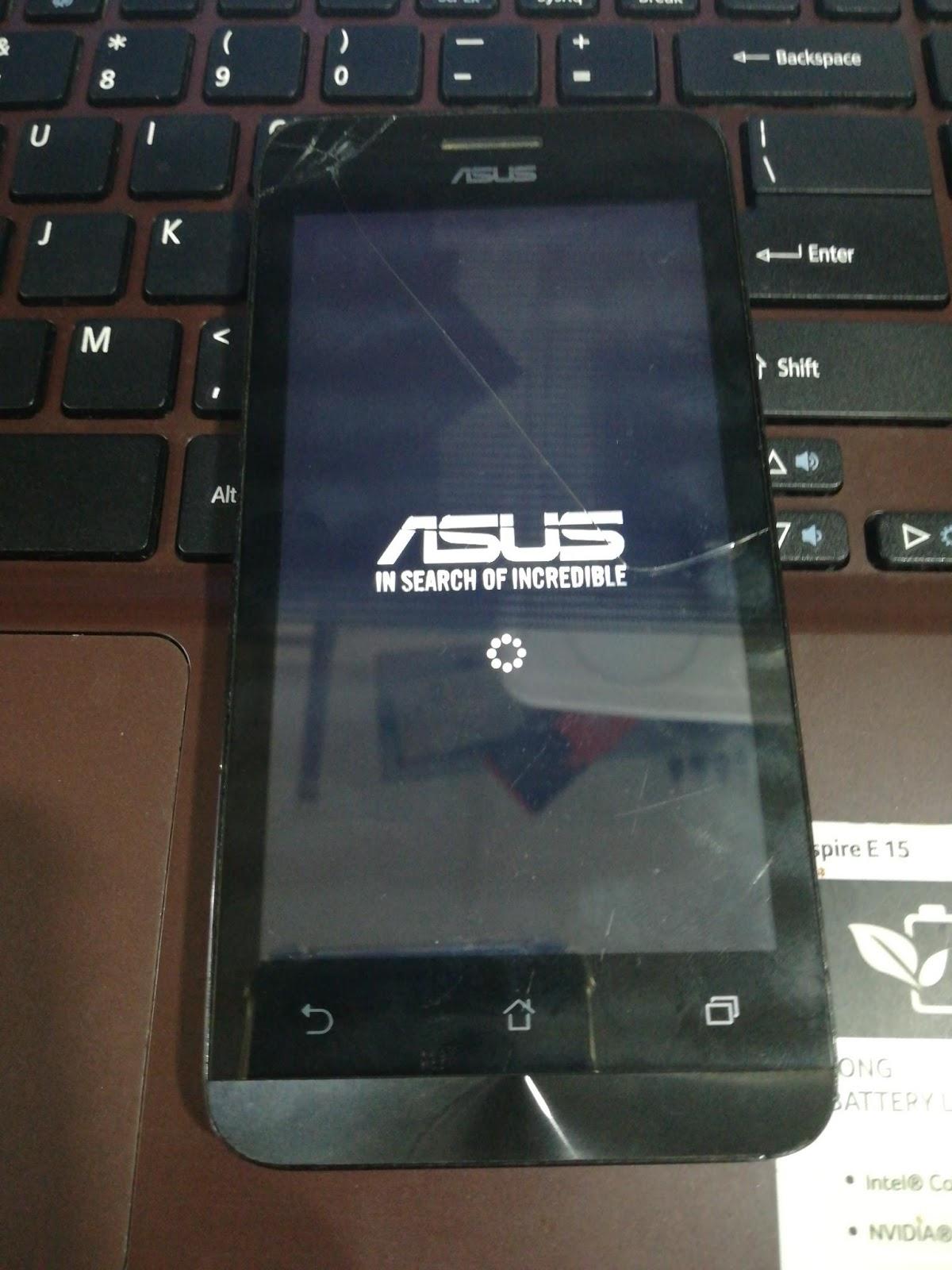 Asus Zenfone C Zc451cg Z007 Stuck Logo
