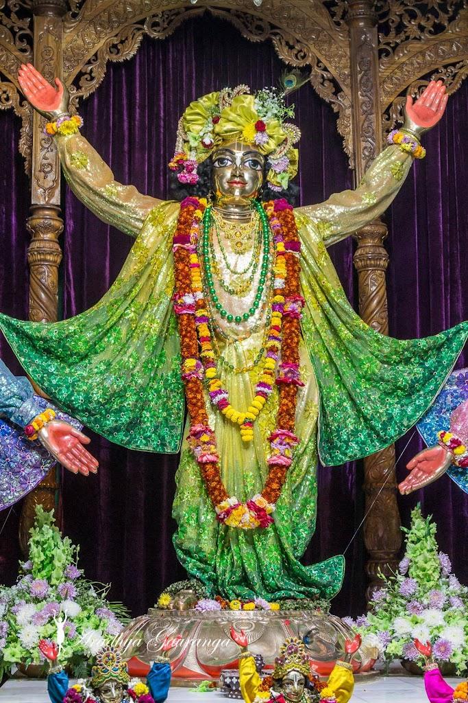 ISKCON Mayapur Deity Darshan 14 Jan 2017 (50)