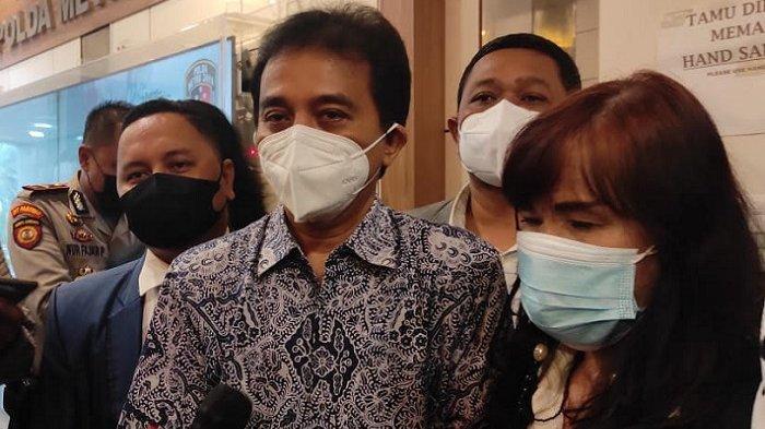 Kantongi Bukti Baru Ini, Roy Suryo Sebut 'Youtuber EK dan MP' Berupaya Lakukan Adu Domba Perkeruh Suasana