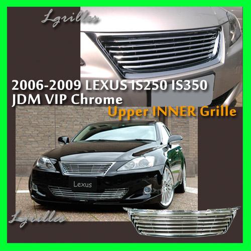 2006 Lexus Is 250 Awd For Sale: 2006~2009 LEXUS IS250 IS350 JDM VIP Chrome UPPER INNER