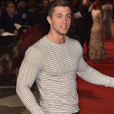 OIC - ENTSIMAGES.COM - Dan Osborne at the  Pride and Prejudice and Zombies - European film premiere in London 1st February 2016 Photo Mobis Photos/OIC 0203 174 1069