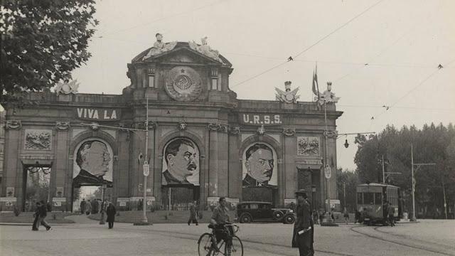 Madrid en la Segunda República (Archivo de ABC)