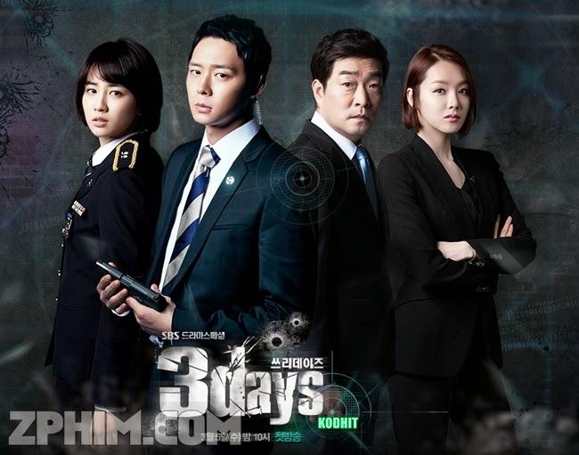 Ảnh trong phim Ba Ngày - Three Days 1