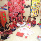 Red Colour Day (Witty World,Nursery) 12.04.2017