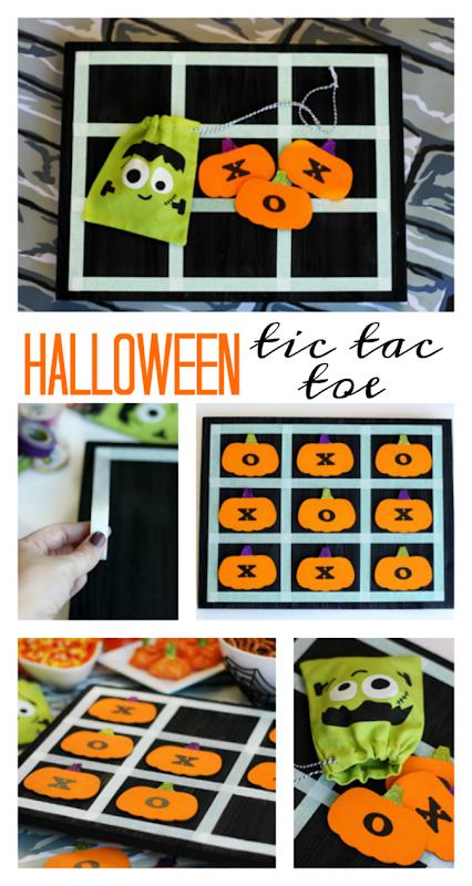 Halloween-tic-tac-toe