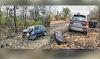 ताडोबा - अंधारी व्याघ्र प्रकल्प मार्गावरील कारची झाडाला धडक, 2 जण जखमी
