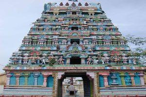 Thiruvazhundur Temple Main Raja Gopuram