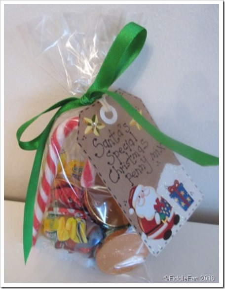 Santa's Sweet Treat Bag