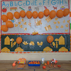 Orange Colour Day (Nursery) 18.09.2015