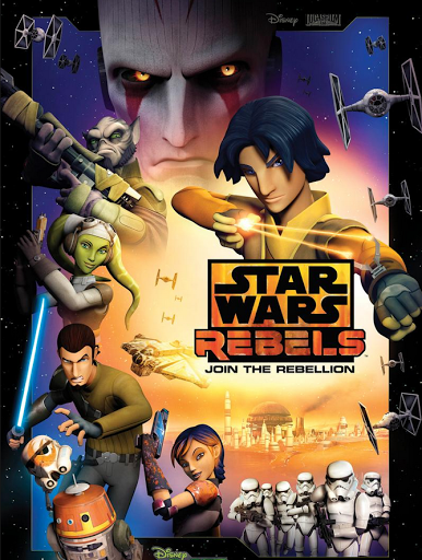 Star Wars: Rebels Season 1 ตอนที่ 1-15 END [พากย์ไทย/ซับไทย]