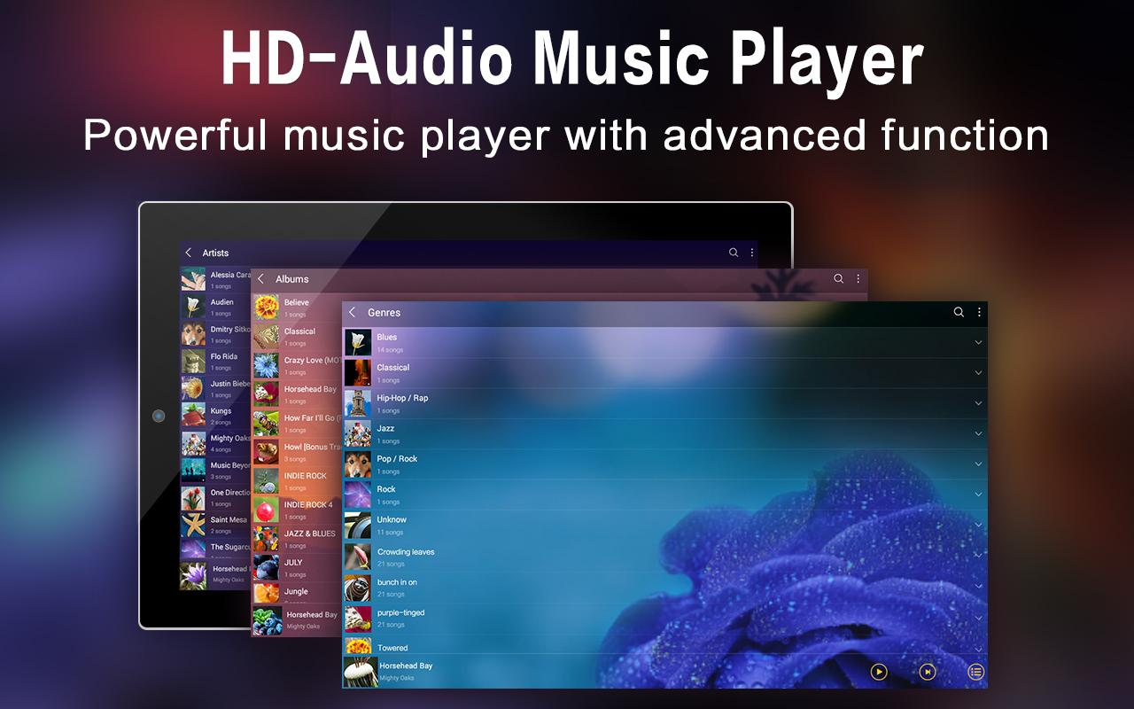 how to add google play music to music player