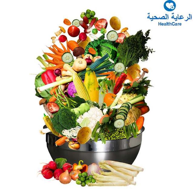 التغذية الصحية وأهم فوائدها