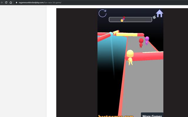 Fun Race 3D Game