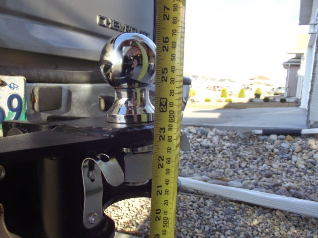 Hitch height question jayco rv owners forum for Rv height