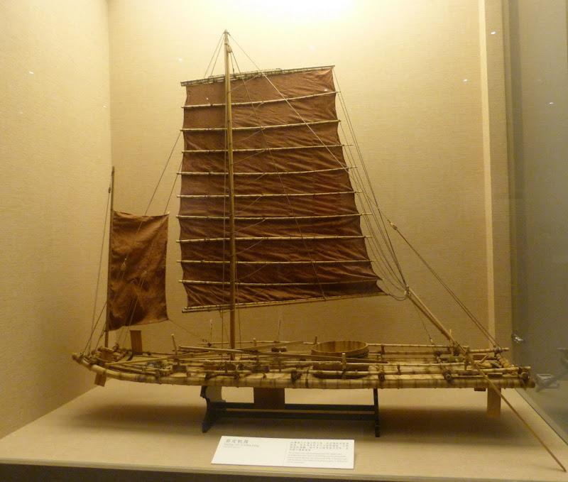 Taipei. Evergreen Maritime Museum. - P1340985.JPG