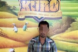 Kedapatan Bawa Sabu 14.85 Gram, Seorang Pengedar Dibekuk Satresnarkoba Polres Lumajang