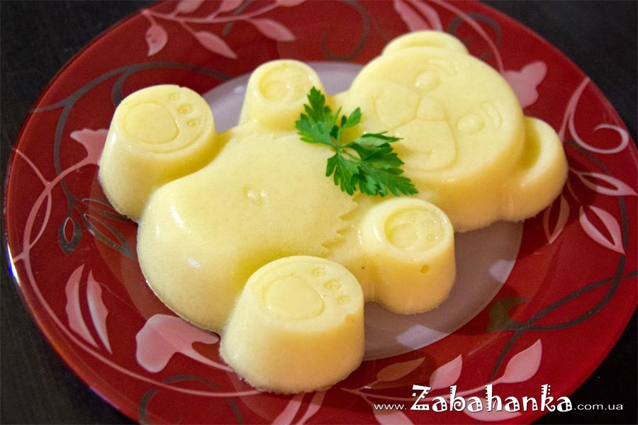 Домашній твердий сир - рецепт