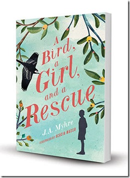 A Bird a Girl and a Rescue