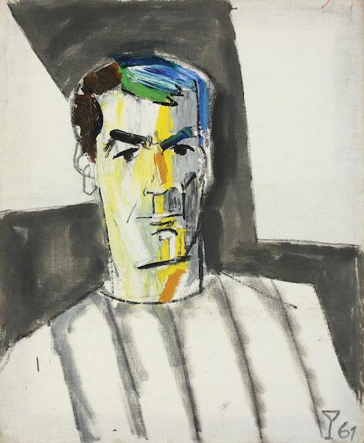 Constantin Piliuță - Autoportret