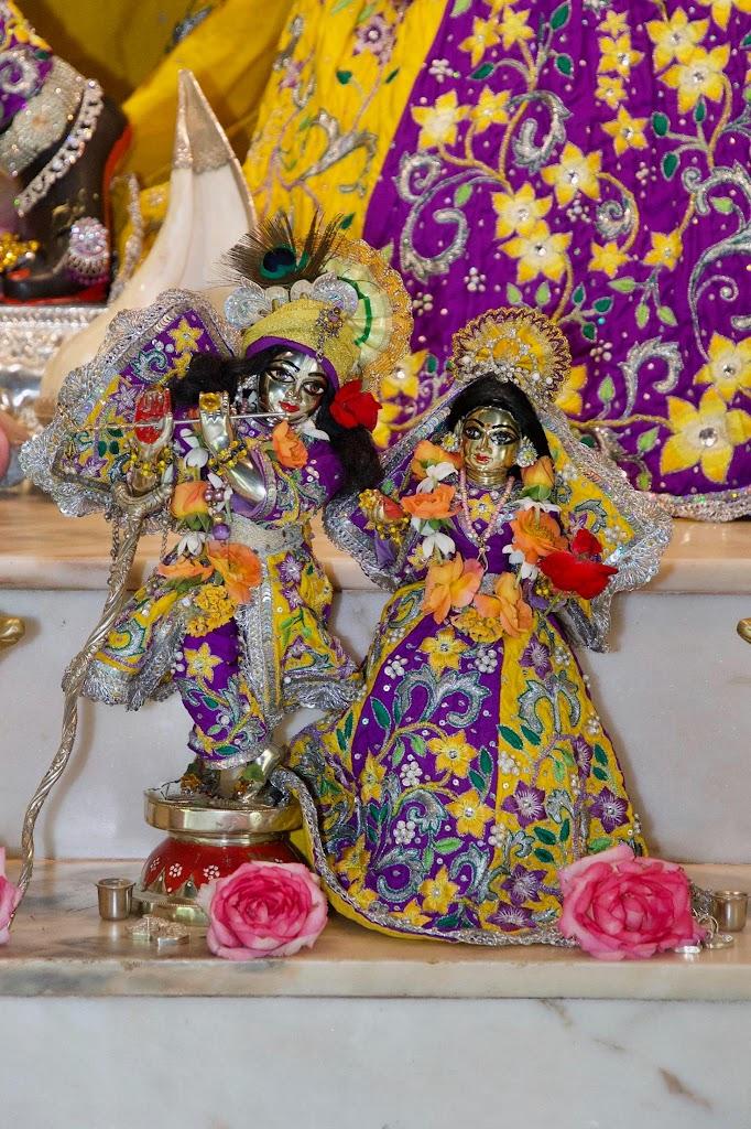 ISKCON New Govardhana Deity Darshan 22 Dec 2016 (45)