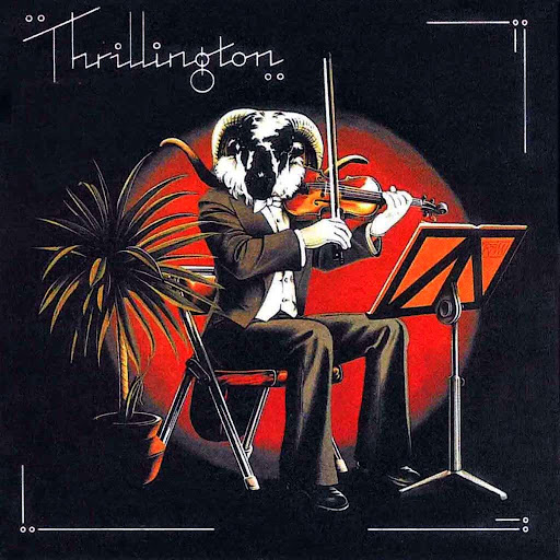 Thrillington by Percy Thrillington