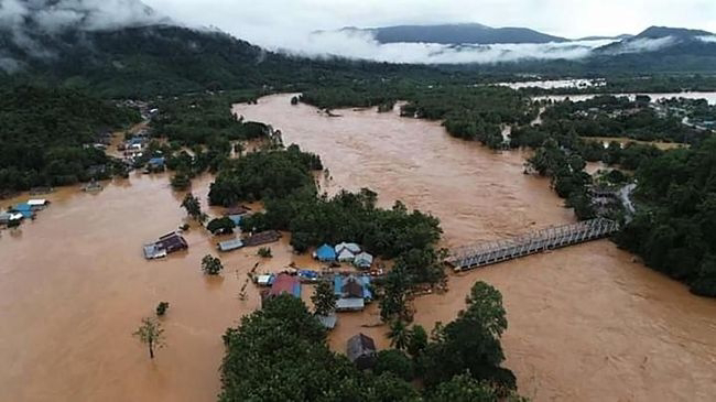 Banjir Konawe Berulang, Butuh Solusi Sistemik