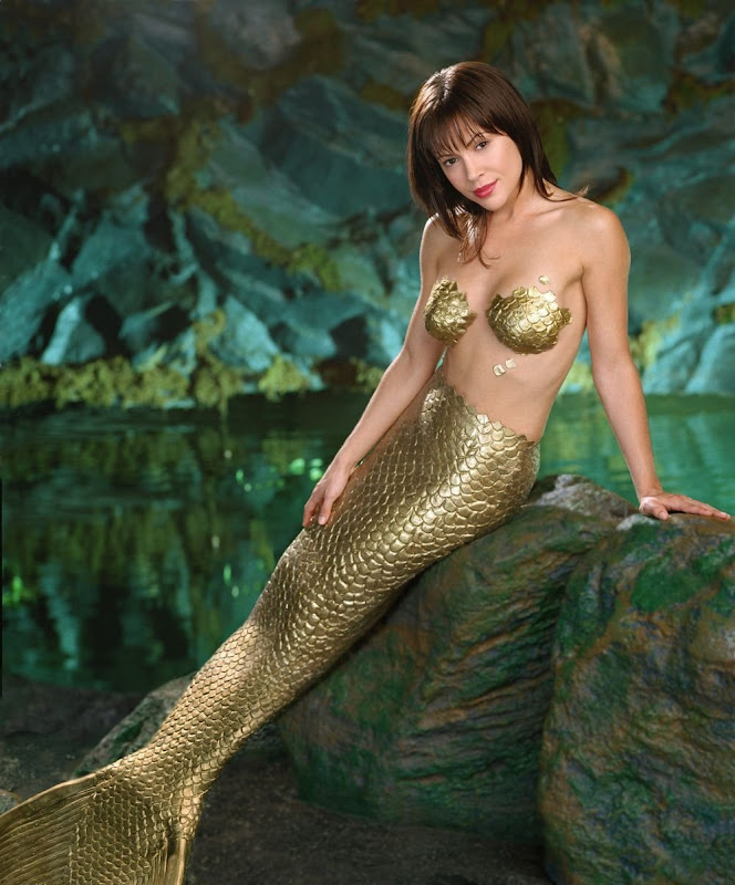 Golden Mermaid, Undines