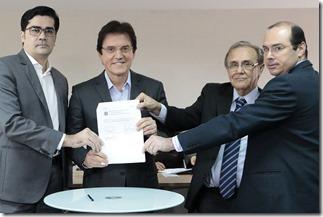 19.07 Assinatura de contratos de cessão de prédios da União para o RN - RM (1)
