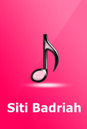 Lagu SITI BADRIAH
