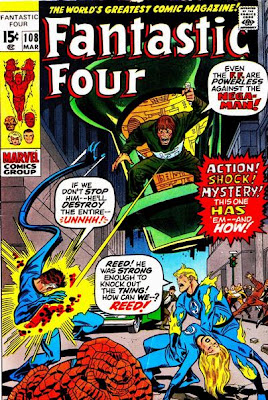 Fantastic Four #108, Janus, the cobbled together years
