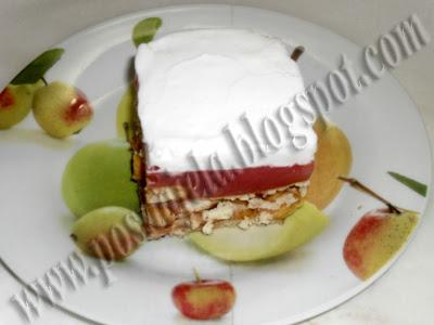 Кекс торта са јабукама