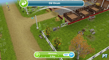 Need for Steed - The Sims FreePlay
