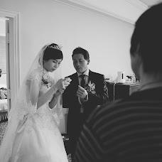 Wedding photographer Eason Liao (easonliao). Photo of 01.02.2014