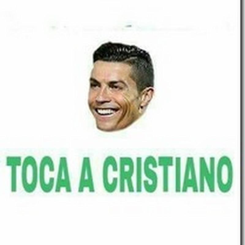 Humor para Whatsapp, Toca a Cristiano