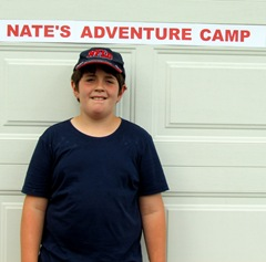 1608005 Aug 01 Nate Starts Camp Adventure