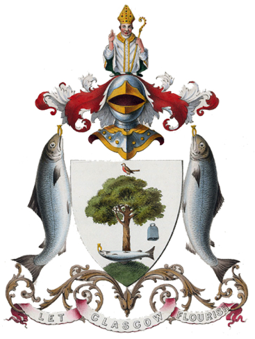 Glasco Coat of Arms