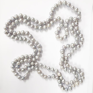 "62"" Pearl Necklace"