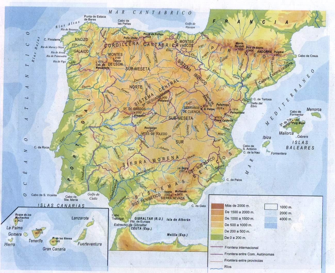 Diarios de v 2 0 varios mapas de espa a gratis en for Atlas natura