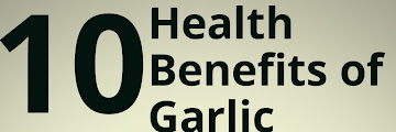 10 Health Benefits of Garlic