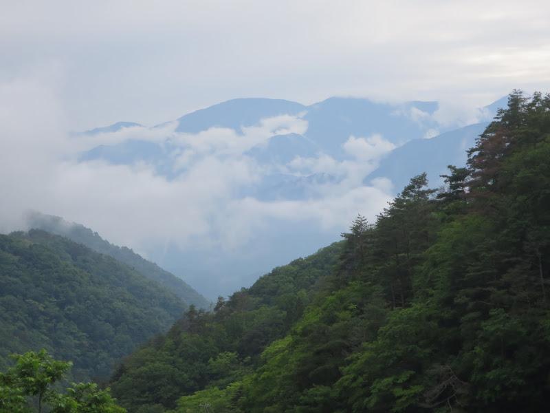 Motosu climb