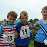 Coiners Junior winners & U8 race