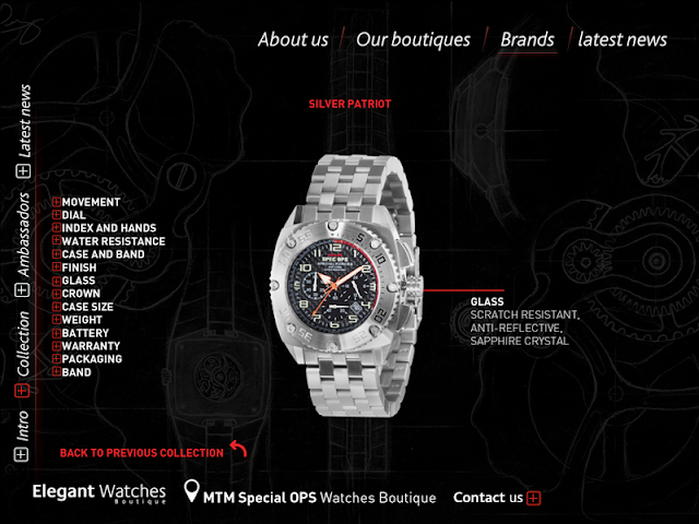 android Elegant Watches Boutique Screenshot 12