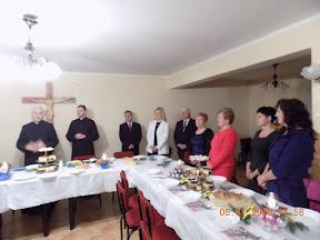 Spotkanie opłatkowe grup parafialnych 2016