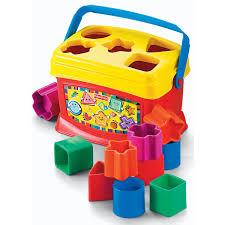 Đồ chơi hộp thả khối thông minh Fisher Price K7167