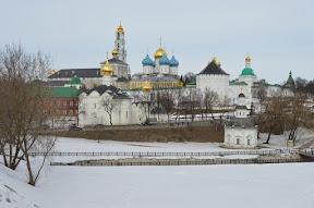 Rusia: Moscú y San Petersburgo 2016