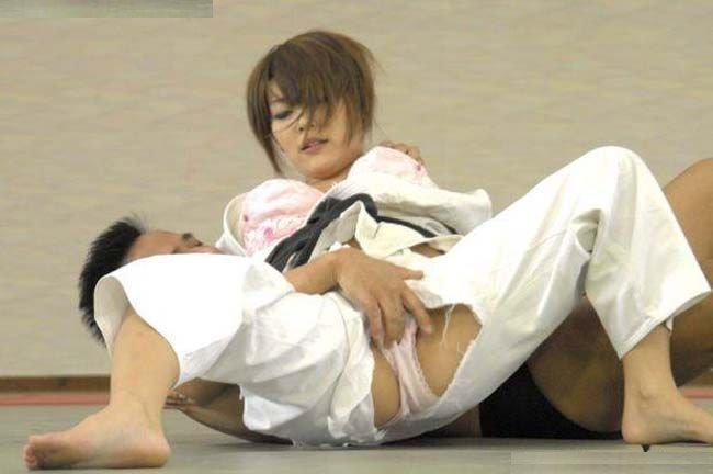 Judo porn photo