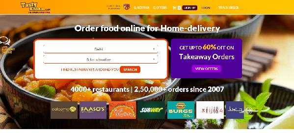 Tastykhana.com - Home