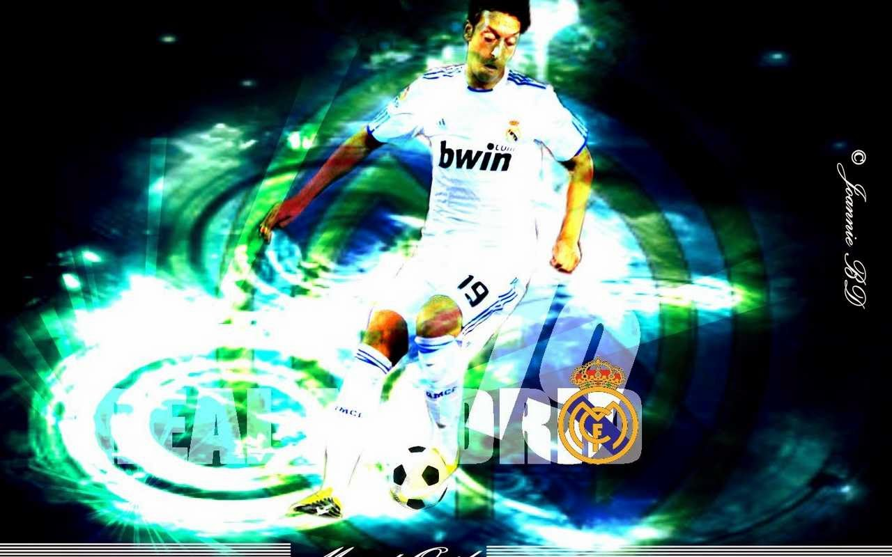 Download Mesut Ozil Wallpapers In HD For Desktop Or Gadget
