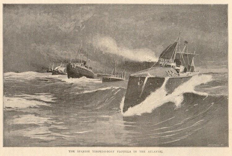 Grabado sobre la expedición. Autor desconocido.JPG