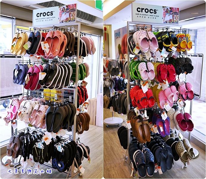 6 Crocs